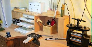 Gold-/Silberschmiede - Workshop